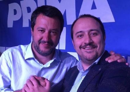 VENARIA - ELEZIONI REGIONALI: Andrea Cerutti candidato per la Lega