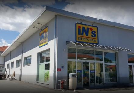MATHI - Minaccia la cassiera e si fa consegnare 400 euro: caccia al rapinatore del supermercato Ins