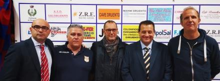 DRUENTO - Gianpiero Passalacqua nuovo presidente della ValDruento
