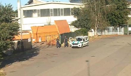 BORGARO - In cinque assaltano lecocentro: fermati dalla polizia locale