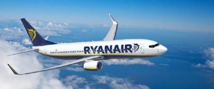 CASELLE - Nuovo volo Ryanair per Napoli a partire dal prossimo 25 ottobre