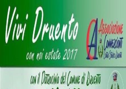 DRUENTO - Ultimo appuntamento con «Vivi Druento» per le strade del centro cittadino