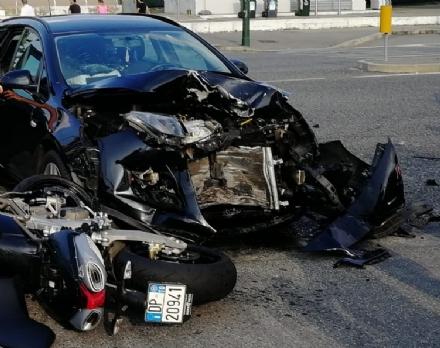 TORINO-VENARIA - Incidente stradale davanti allo stadio della Juve: muore un giovane padre