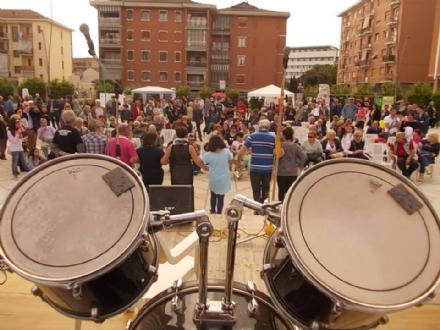 BORGARO - FESTA DEL PRIMO MAGGIO: il programma dellevento in piazza della Repubblica