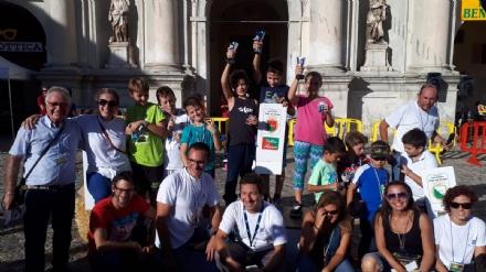 VENARIA - Grande successo per la prima edizione del «Mini Palio dei Borghi»
