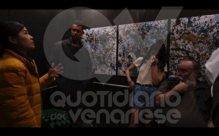 RIVOLI - Al Teatrino del Castello la prima del film thriller «Corona», sul Coronavirus