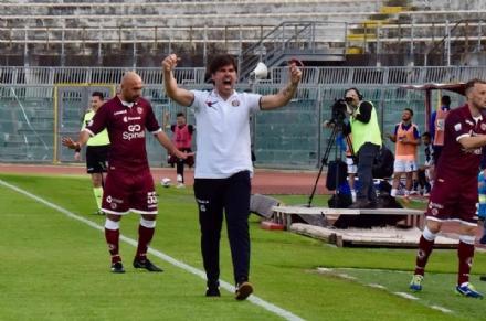 VENARIA - Il venariese Andrea Sottil promosso in Serie B con il suo Livorno