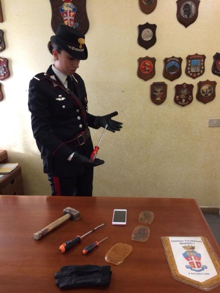 BORGARO - Ladre in trasferta a Nichelino arrestate dai carabinieri: denunciate