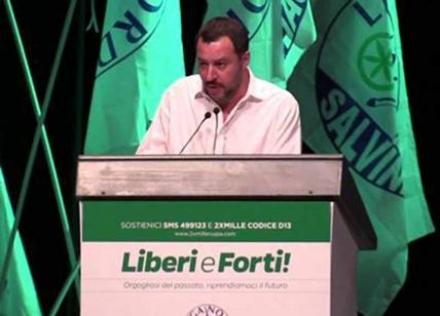 CASELLE - Domani arriva Matteo Salvini per «tirare la volata» ad Alessandro Favero