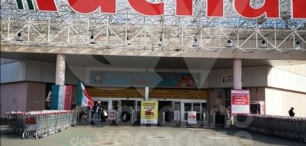 VENARIA - Futuro ex Auchan: firmato laccordo sindacale. Tutti i lavoratori verranno ricollocati
