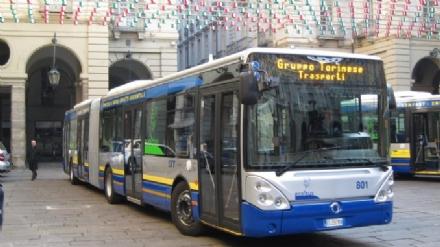 TRASPORTI - Sciopero dei mezzi pubblici di Torino e provincia venerdì 31 maggio