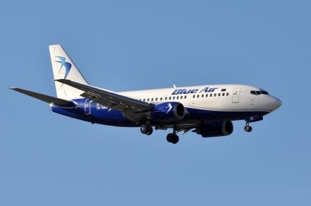 CASELLE - Poche prenotazioni: Blue Air sospende le vendite per il volo verso la Danimarca