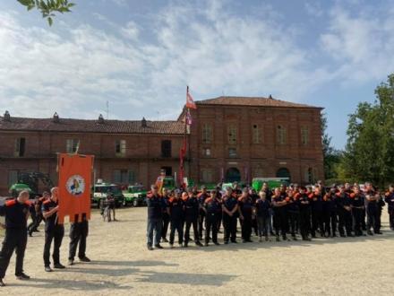 VENARIA - Festeggiati alla Mandria i 25 anni dellAib Piemonte, ricordando Airaudi e Bertrand