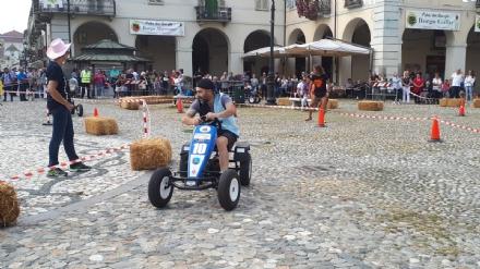 VENARIA - Palio dei Borghi: va al Trucco ledizione 2019 «dei grandi» - FOTO