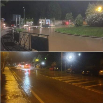 COLLEGNO - Guasto alle condutture dellacqua: senza acqua e caos tra corso Francia e corso Pastrengo