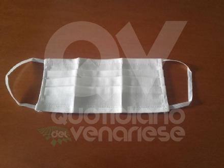 RIVOLI - Da domani mascherine per immunodepressi, over 70 e chi é in quarantena
