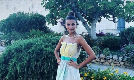 BORGARO - Cristina Chiabotto premiata con il «Magna Grecia Awards»