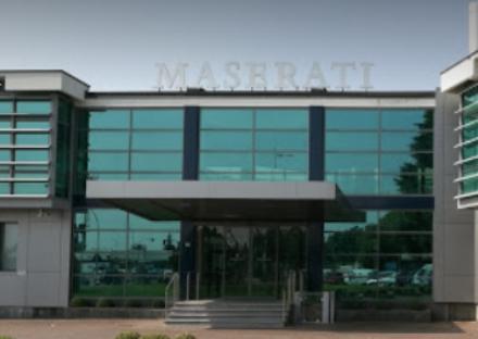 GRUGLIASCO - Nuovo stop per la Maserati: stabilimento chiuso dal 6 al 14 settembre
