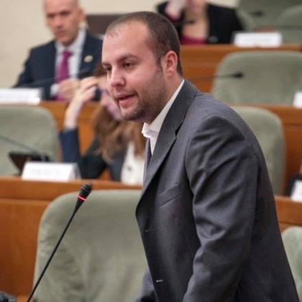 VENARIA - Un venariese tenta la scalata al Parlamento con la Lega Nord: Alessandro Benvenuto