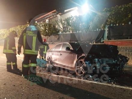 LA CASSA - Scontro tra furgone e auto in via Avigliana: cinque i feriti