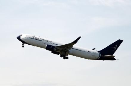 CASELLE - Laeroporto diventa nuova base per Blue Panorama