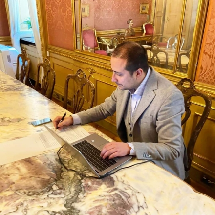VENARIA - Solidarietà alimentare, Cerutti (Lega): «Si stabiliscano in fretta i criteri per destinare i fondi»