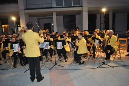 DRUENTO - Questa sera il concerto per la Festa della Repubblica del Corpo Musicale Santa Cecilia