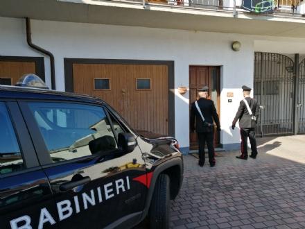 MATHI-NOLE - Rubavano nelle case di amici e conoscenti: arrestata coppia di operai
