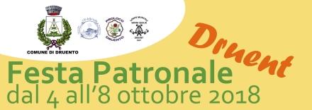 DRUENTO - Prende avvio la patronale della Beata Vergine del Rosario: il programma