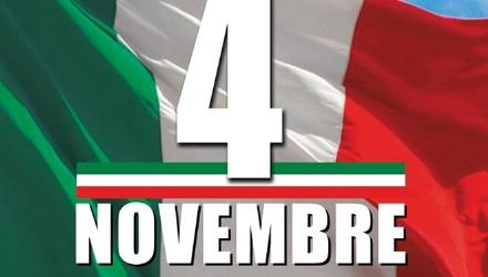 BORGARO-CASELLE-MAPPANO: I programmi per il 4 Novembre