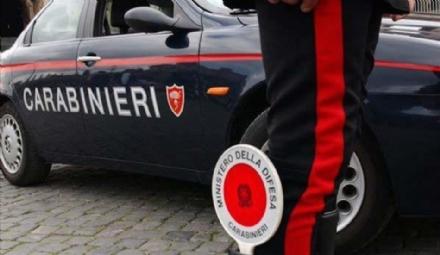 CASELLE - Ruba in un alloggio e viene sorpreso dai carabinieri: arrestato