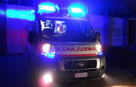 RIVOLI - Pedone investito sulle strisce: ricoverato in ospedale