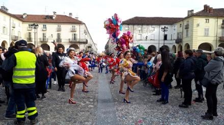 VENARIA - Il successo del Real Carnevale Venariese: LE FOTO