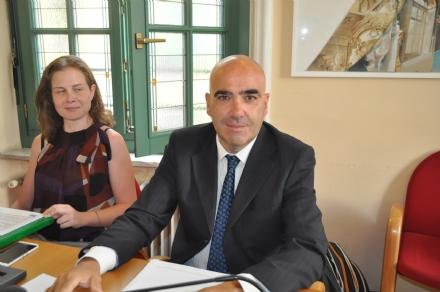 VENARIA - Il Movimento 5 Stelle caccia dalla maggioranza il presidente del consiglio Accorsi