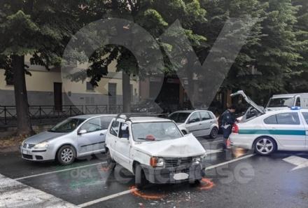 RIVOLI - Incidente in corso Francia: sette persone ferite, portate in ospedale