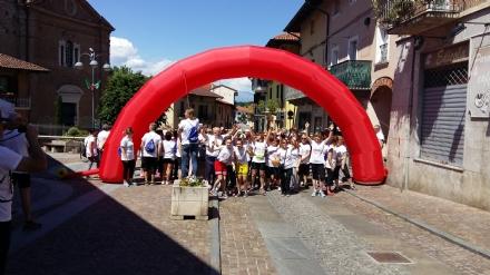 DRUENTO - Oltre 2mila euro raccolti alla «Walk of Life» e destinati a Telethon