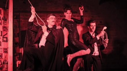 VENARIA - Un «Delitto Imperfetto», quello in scena al Teatro della Concordia
