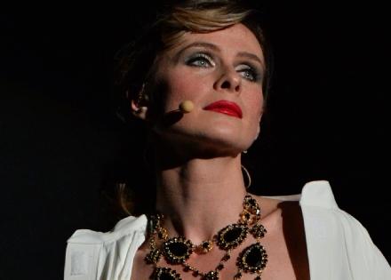 VENARIA - Serena Autieri al Teatro Concordia con «La Sciantosa»