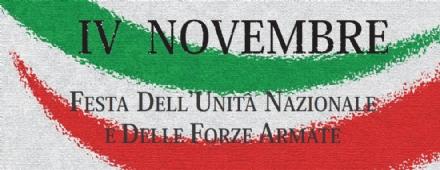 VENARIA - 4 Novembre: il programma delle celebrazioni nella Reale