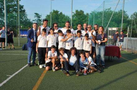 FIANO - Concluso il torneo del Fiano Plus: 600 euro devoluti allassociazione Naaa onlus