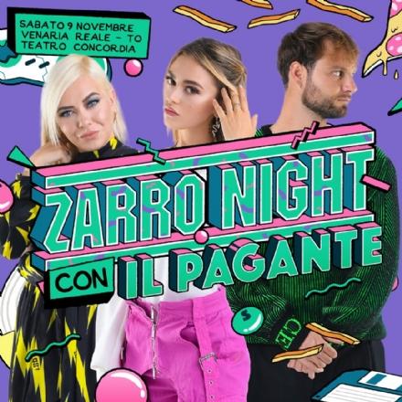VENARIA - Arriva la «Zarro Night»: il Concordia si trasforma in una discoteca... anni 90 (e non solo)