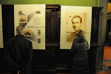 DRUENTO - Giovedì apre i battenti la mostra dedicata a Jan Karski, testimone della Shoah