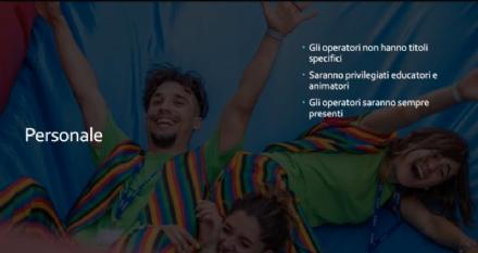ZONA OVEST - Centri Estivi: lAsl To3 realizza un video-tutorial su come organizzare le attività