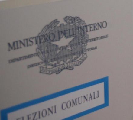 ELEZIONI AMMINISTRATIVE - Laffluenza alle ore 19 nei Comuni di Venaria e Alpignano