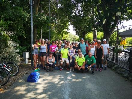 BORGARO - Associazioni e cittadini uniti per ripulire il Chico dopo il maltempo