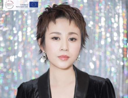 VENARIA - La star cinese Ma Li alla Reggia per promuovere le bellezze del Piemonte