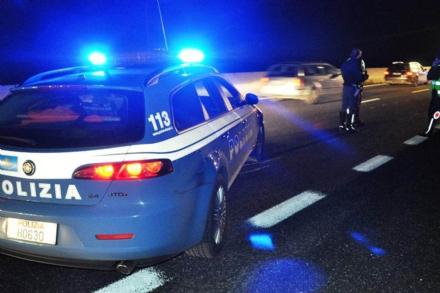 TANGENZIALE TORINO - Nonnino in contromano tra gli svincoli di Settimo e Caselle: fermato dalla polizia stradale