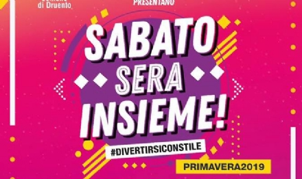 DRUENTO - «Sabato sera insieme», quando i giovani fanno festa in modo consapevole