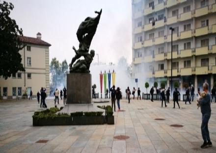 VENARIA - Scontri G7 a Venaria: 7 antagonisti arrestati, 52 denunce