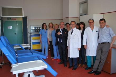 RIVOLI - Allospedale presentati i nuovi locali per la dialisi peritoneale